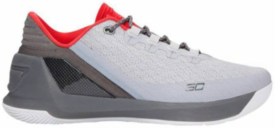 Under Armour Curry 3 Low 'March Madness'(davidson) Grey 1286376-289