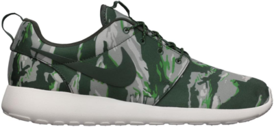 Nike Roshe Run Green Tiger Camo Vintage Green/Vintage Green 555445-331