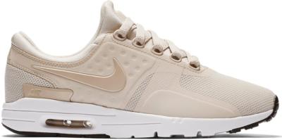 Nike Air Max Zero Oatmeal (W) Light Orewood Brown/Oatmeal-White 857661-103