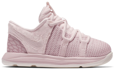 Nike KD 10 Aunt Pearl (TD) Pearl Pink/White-Sail AQ4502-601