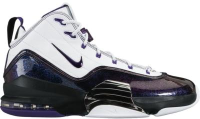 Nike Air Pippen 6 White Court Purple White/Court Purple-Metallic Silver 705065-151