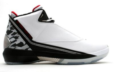 Jordan 22 OG White Red Black White/Varsity Red-Black 314141-161