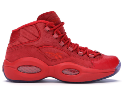 Reebok Question Mid Teyana Taylor Primal Red (W) Primal Red/Ice BD4487