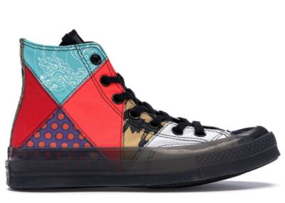 Converse Chuck Taylor All-Star 70s Hi Chinese New Year Biright Crimson 164472C