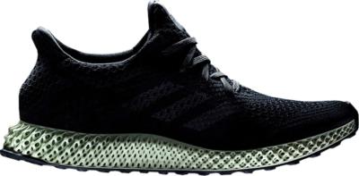 adidas Futurecraft 4D Black Core Black/Footwear White 00NA00