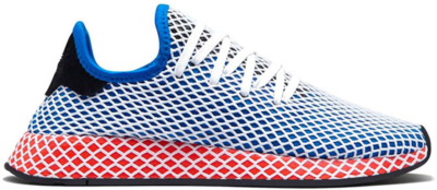 adidas Deerupt Bluebird Bluebird/Bluebird/Equipment Yellow AC8704