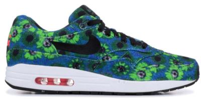 Nike Air Max 1 Floral Mowabb Volt 858876-002