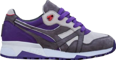 Diadora N9000 Bait Transformers Megatron Charcoal/Grey-Purple 501.172584.01.55208