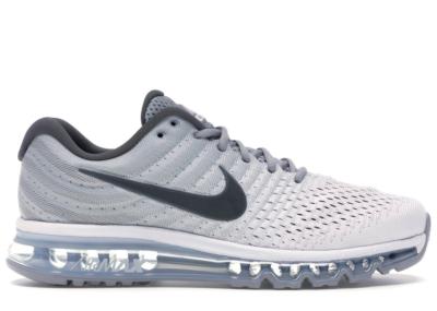 Nike Air Max 2017 Wolf Grey Wolf Grey/Dark Grey/White 849559-101