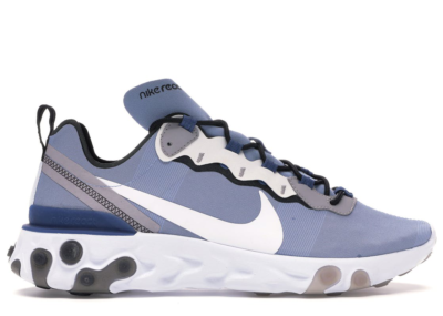 "Nike React Element 55 ""Indigo Fog"" BQ6166-402"