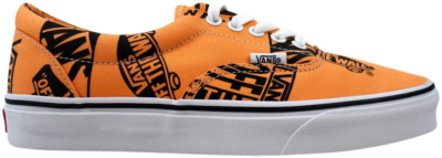 Vans Era Logo Mix Tangerine Tangerine/Black VN0A38FRU8K