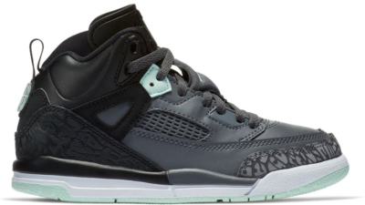 Jordan Spizike Mint Foam (PS) Black/Mint Foam-Dark Grey-White 535708-015
