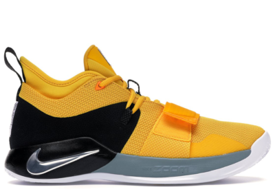 Nike PG 2.5 Moon Exploration Amarillo/Chrome-Black-Aviator Grey AJ2039-700/BQ8452-700