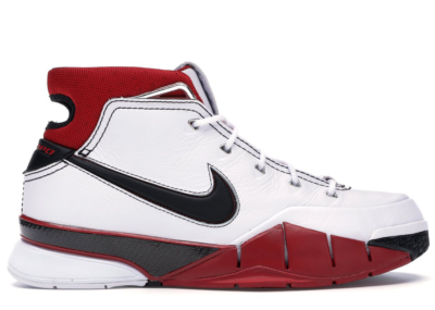 Nike Kobe 1 Protro White Black Red (All Star) White/Black-Varsity Red AQ2728-102