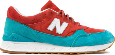 """New Balance 496 Concepts """"Regatta"""" Red/Turquoise CM496CP"""