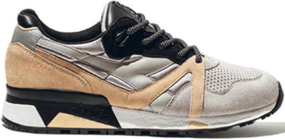 "Diadora N9000 24 Kilates ""Sombra"" Gray Ash Dust 161393-06-75072"