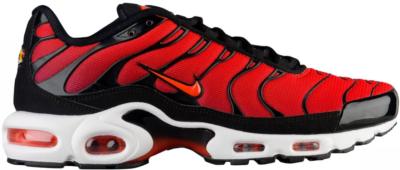 Nike Air Max Plus Team Orange Team Red Black/Team Orange-Team Red 852630-023