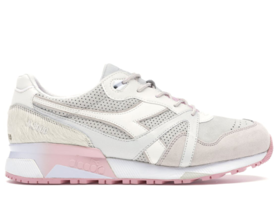 Diadora N9000 24 Kilates X Large Copito White/Pink 501.171758-01-20006