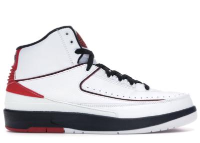 Jordan 2 Retro QF White Varsity Red (2010) 395709-101