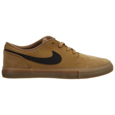 Nike Sb Portmore Ii Solar Golden Beige/Black Golden Beige/Black 880266-209