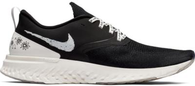 Nike Odyssey React Flyknit 2 Nathan Bell Black/Black-Sail AT9979-010