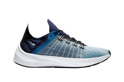 Nike EXP-X14 Mountain Blue Midnight Navy/White-Mountain Blue AO1554-401