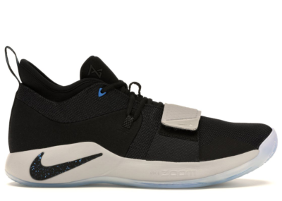 Nike PG 2.5 Black Photo Blue Black/Black-Photo Blue BQ8452-006