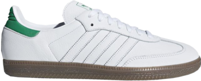 adidas Samba OG White Green Gum Cloud White/Green/Gum D96783