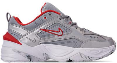 Nike M2K Tekno Metallic Silver Marbled (W) Metallic Silver/Metallic Silver-White BQ3378-001