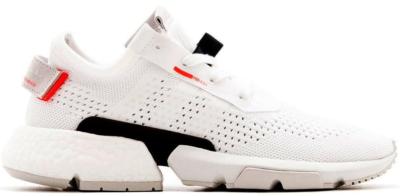 adidas POD-S3.1 Cloud White Shock Red (W) Cloud White/Cloud White/Shock Red G27946