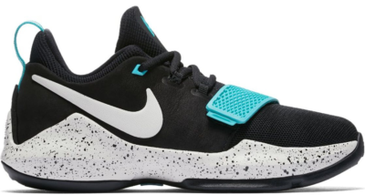 Nike PG 1 Black Light Aqua (GS) 880304-002