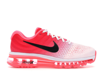 Nike Air Max 2017 Hot Punch (W) White/Black-Hot Punch 849560-103