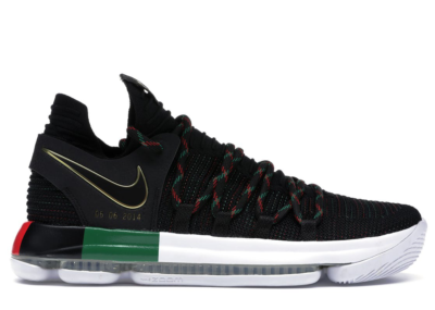 Nike KD 10 Black History Month (2018) Multi-Color/Multi-Color 897817-003