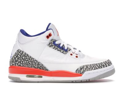 Jordan 3 Retro Knicks (GS) 398614-148