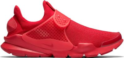 Nike Sock Dart Triple Red University Red/White-University Red 819686-600