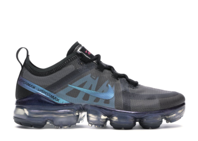 Nike Air VaporMax 2019 Throwback Future (W) Black/Laser Fuchsia-Anthracite AR6632-001
