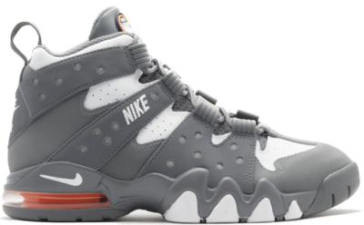 Nike Air Max 2 CB 94 Cool Grey White Cool Grey/White-Midnight Navy-Total Orange 305440-005