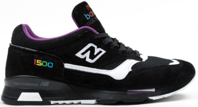 New Balance 1500 Prism Black Black/Purple-White M1500CPK