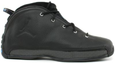 Jordan 18.5 OG Black Chrome Blue 306890-002
