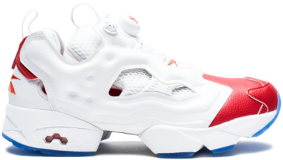 Reebok Instapump Fury Undefeated Iverson Red White/Reebok Royal-Reebok Red BS5508