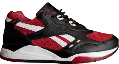 Reebok Bolton Burn Rubber Detroit Red Wings Black/White-Red BS6917