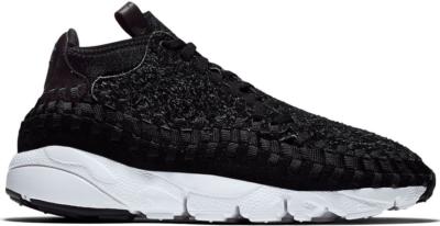Nike Air Footscape Woven Chukka Black 913929-001