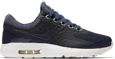 Nike Air Max Zero Midnight Navy Black Midnight Navy/Pure Platinum-Black-Midnight Navy 903892-400