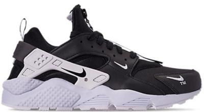 Nike Huarache Premium Zip Black BQ6164-001