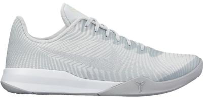 Nike Kobe Mentality 2 White Grey White/Grey 818952-102