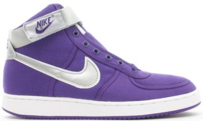 Nike Vandal High Canvas Co Jp Purple Varsity Purple/Metallic Silver 305607-501