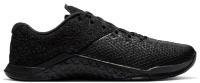 Nike Metcon 4 Patches Triple Black (W) Black/Black-Black BQ7978-001