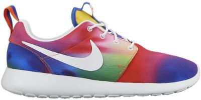Nike Roshe Run Tie Dye Rainbow 655206-518