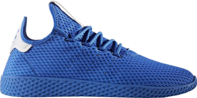 adidas Tennis Hu Pharrell Solid Blue Blue/Blue/Footwear White CP9766