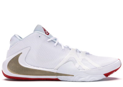 Nike Zoom Freak 1 White BQ5422-100